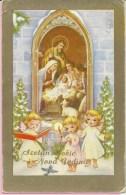 Merry Christmas - Angels Singing, Yugoslavia (MB) - Noël