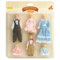 Artésania Latina - Figurines Pour Maison De Poupées - Echelle 1/12° - Non Classés