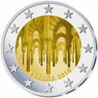 """2 Euro 2010 ESPAGNE """"Cordoba"""" UNC -Disponible De Suite - Spain"""