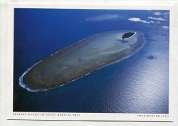 AUSTRALIA - AK 191645 Eriskine Island Im Great Barrier Reef - Great Barrier Reef