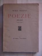 1941 WIES MOENS POEZIE - Bücher, Zeitschriften, Comics