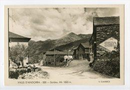 117 - V. CLAVEROL - VALLS D' ANDORRA  - 808 - SOLDEU - - Andorra