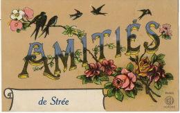 Strée Amitiés 1921 - Belgique