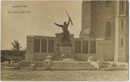 Ploegstert Comines Warneton Monument Commemoratif Carte Photo Carte Photo - Comines-Warneton - Komen-Waasten