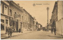 Jemappes Grand Rue  Edit A. Dubuisson Magasin Soies Au Russe Russian - Belgique