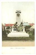 MONS : Monument Clepin - Colorisée *f7022 - Mons