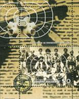 Macedonia 2003 100 Anniversary Of The Ilinden Uprising Against Turkey, Souvenir Sheet, Block, MNH - Macedonia