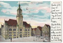 Stuttgart Das Nue Rathaus  (Stuttgart - Sheffield, England 14.APR.06) Redirected - Stuttgart