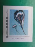 Collector Journée Du Timbre 2013 - Ballon Stratosphérique - France