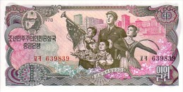 COREE DU NORD    1 Won  Emission De 1978   Pick 18 A         ***** BILLET  NEUF ***** - Korea, North