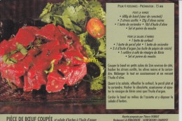 Piece De Boeuf Coupée - Recetas De Cocina
