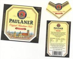 Paulaner - Original Munchner - Hell Alkoholfrei - 0,5l - Bier