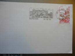 Sauternes Gironde : Ses Célèbres Crus - Marcophilie (Lettres)