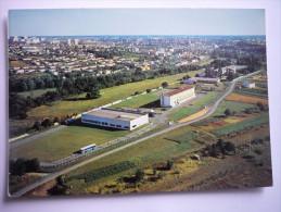 Poitiers ( 86 ) Vue Aerienne Du Centre De Formation Et De Promotion Professionnelles Du Transport De Poitiers - Poitiers