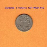 GUATAMALA   5  CENTAVOS  1977  (KM # 270) - Guatemala