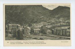 258 - V. CLAVEROL - VALLS D´ ANDORRA  - 262 - ENCAMP -  Vista Parcial I Hotel ROSALEDA - - Andorra