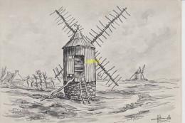 Homualle Nos Vieux Moulins - Otros Ilustradores