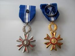 Diverts Medailles - 1939-45