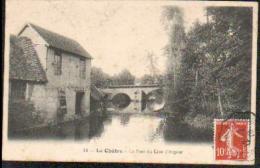 36 - LA CHATRE - LE PONT DU LION D´ARGENT - La Chatre