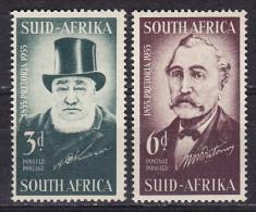 Afrique Du Sud - Zuid Afrika  Cat Y&T  Nr 215-216      (xx) - Afrique Du Sud (1961-...)