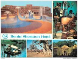 Sheraton Hotel, Cotonou, Benin Postcard - Benin