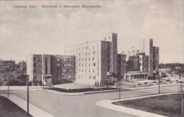 Minnesota Minneapolis Comstock Hall University Of Minnesota Albe
