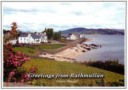 Rathmullan, Co Donegal, Ireland Postcard - Donegal