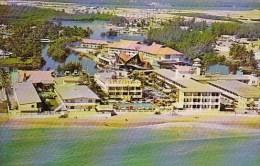 Air View Of The Fabulous Castaways Motel Miami Beach Florida