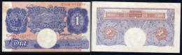 GRANDE BRETAGNE - 1 POUND 1948-49 TTB+ - …-1952 : Before Elizabeth II