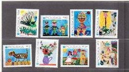 POLOGNE -  N° 1926 / 3  --  U.N.I.C.E.F. - Used Stamps