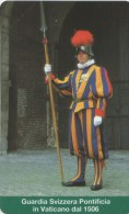 NUOVA-(Mint)-23-VATICANO -GUARDIA SVIZZERA - Vatican
