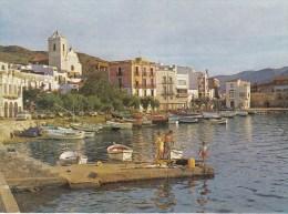 Espagne - Port De La Selva = Le Port - Spanien