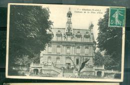 N°7  -  Chatou - Chateau De La Pièce D'eau     - Dav37 - Chatou