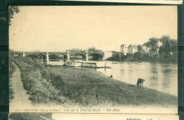 N°174 -  Chatou -    Vue Sur Le Pont De Rueil      - Dav38 - Chatou