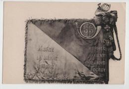 CPA Chasseurs 55° Bataillon - Alsace-La Marne- L´Aisne...Guerre 14-18 - 1914-18