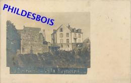 LA BOURBOULE ( Carte Photo )   Villa Raynoira - La Bourboule