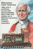NUOVA-(Mint)-46-VATICANO-MILIONESIMA CARTA TELEFONICA - Vatican
