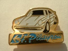 Pin´s PORSCHE - PILAYROU - Porsche