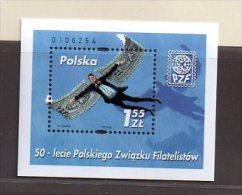 POLOGNE  B.F. 152 Philatélie Polonaise - Used Stamps
