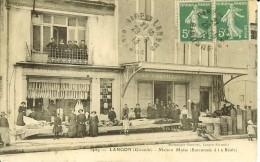 CPA  LANGON, Maison Moïse  9323 - Langon