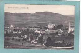 NOVE  MESTO  NA  MORAVE  -  1908    -BELLE CARTE  - - Serbia