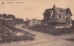 Duinbergen-sur-Mer 158: Hôtel Des Dunes 1931 - Heist