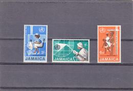 Jamaica Nº 286 Al 288 - Jamaica (1962-...)