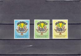 Jamaica Nº 581 Al 583 - Jamaica (1962-...)