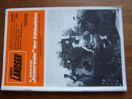 DER LANDSER 1990 FEUERWEHR DER SCHLACHTEN K. SCHLOTE ERLEBNISBERICHTE ZUR ZWEITEN WELTKRIEGES - Revues & Journaux