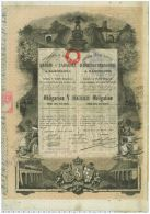 Chemins De Fer De Madrid à Saragosse à Barcelone, Superbe Illustration Par Fraipont, 1883 - Chemin De Fer & Tramway