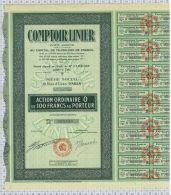 Comptoir Linier, Sts à Lille - Textile