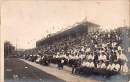 Cpa 1921, Photo D´un Rassemblement Sur Terrain De Sport  Tchèque ? (32.51) - Events