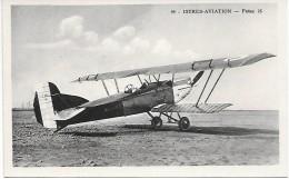 AVION - ISTRES AVIATION - 99 - POTEZ 25 - 1919-1938: Between Wars
