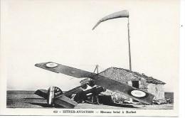 AVION - ISTRES AVIATION - 413 - Morane Brisé à Barbat - 1919-1938: Between Wars